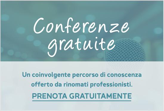 Conferenze Gratuite