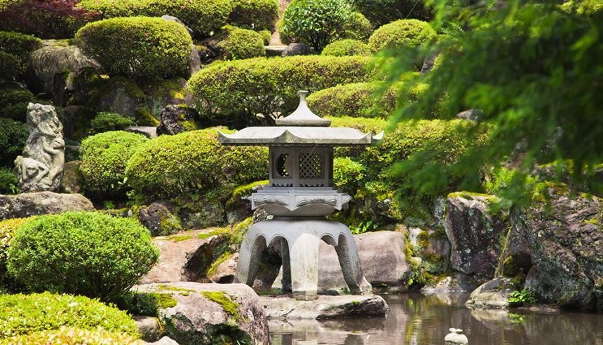 In casa il giardino zen tisana fiere del benessere for Giardini giapponesi milano