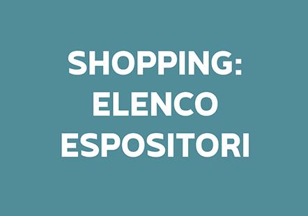 Elenco espositori di Tisana Lugano