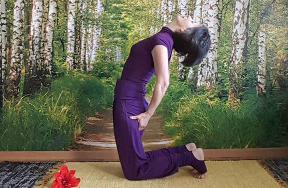 Lo yoga dei 5 riti tibetani