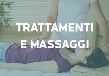 Trattamenti e Massaggi di Tisana Locarno